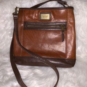 Tignanello Function Frenzy leather purse